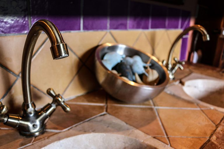 lavabo slider